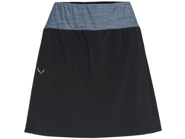 SALEWA Pedroc Durastretch Skort Damer, black out